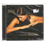 Cd Laura Pausini   The Best Of E Ritorno Da Te   Orig Lacrad