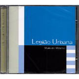 Cd Legiao Urbana Mais Do Mesmo Novo Original Lacrado