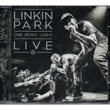 Cd Linkin Park   One More Light Live   2017