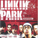 Cd Linkin Park Live In Germany Nurburgring 2001