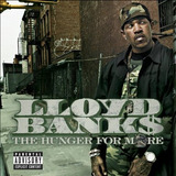 Cd Lloyd Banks  g Unit  The Hunger For More Rap Black Music