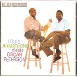 Cd Louis Armstrong Meets Oscar Peterson   That Old Feeling