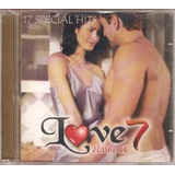 Cd Love Flashback   Vol 7   17 Special Hits   Novo