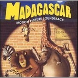 Cd Madagascar Trilha Sonora Do Filme