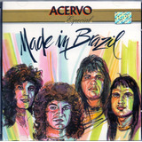 Cd Made In Brazil   Acervo Especial   Novo