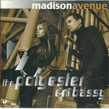 Cd Madison Avenue The Polyester Embassy (p) 2000 Lacrado