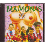 Cd Mamonas Assassinas Novo Original  Lacrado