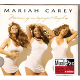 Cd Mariah Carey   Memoirs Of An Imperfect Angel   Music Pac