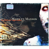Cd Marilyn Manson - Antichrist Superstar + Luva - Gb