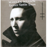 Cd Marilyn Manson - Heaven Upside Down - Novo Lacrado***