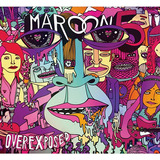 Cd Maroon 5   Overexposed   Edition Delux Digipack  979552