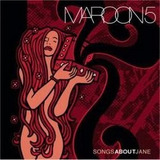 Cd Maroon 5   Songs About Jane