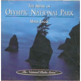 Cd Mars Lasar   The Music Of Olympic National Park   Novo