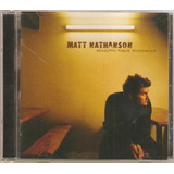 Cd Matt Nathanson   Beneath These Fire   Imp  Usa   2003