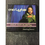Cd Mc Lyte   Cold Rock A Party   Bad Boy Remix    Usa