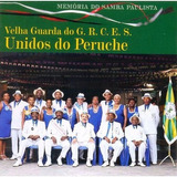 Cd Memoria Do Samba Paulista Velha Guarda Do G r c e  s Unid