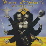 Cd Men At Work   Brazil 98