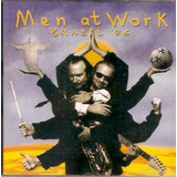 Cd Men At Work   Brazil   96   Novo