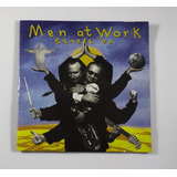 Cd Men At Work   Brazil  96   Excelente Estado
