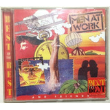 Cd Men At Work   The Best Men At Work And Friends  original