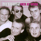 Cd Men At Work   The Essential   Lacrado   Promoção