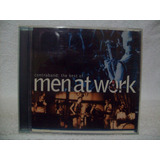 Cd Men At Work  Contraband: The Best Of Men At Work