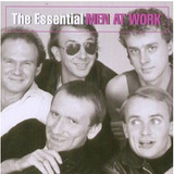Cd Men At Work  Série The Essential