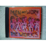 Cd Men At Work  The Works