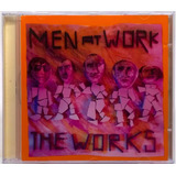 Cd Men At Work The Works 12 Faixas Sony Music