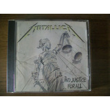 Cd Metallica   and Justice For All Completo