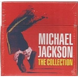 Cd Michael Jackson   The Collection   Box Com 5 Cds