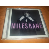 Cd Miles Kane   Colour Of The Trap   Importado