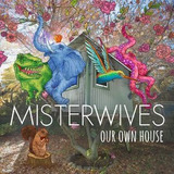 Cd Misterwives Our Own House Importado