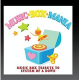 Cd Music Box Tribute To System Of A Down Music Box Tribute T