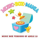 Cd Music Box Versions Of Adele 25 Music Box Versions Of Adel