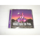 Cd Music From The Park Disney s 1996 Usa   Usado No Estado