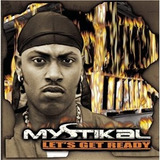 Cd Mystikal   Let s Get Ready   Imp  Usa Encarte 3d   2000