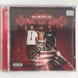 Cd N e r d  Fly Or Die  2004  Pharrell Williams