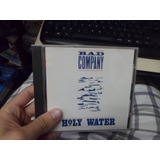 Cd Nacional   Bad Company   Holy Water