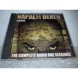 Cd Napalm Death Bbc The Compl Radio One Sessions 2000england