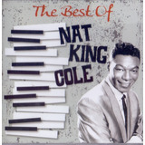 Cd Nat King Cole   The Best Of   Novo Lacrado