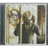 Cd Ne Yo Year Of The Gentleman 03 Faixas Bônus 2008 Lacrado