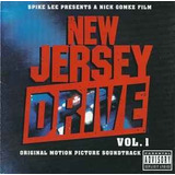 Cd New Jersey Drive Vol 1 Soundtrack   Usa Redman  Outkast