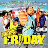 Cd Next Friday Soundtrack Usa Ice Cube  Nwa  Aaliyah