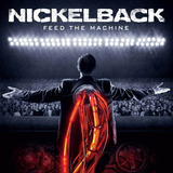 Cd Nickelback   Feed The Machine   Orginal Lacrado