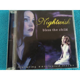 Cd Nightwish - Bless The Child (2004) 16 Músicas Raras Tarja