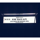 Cd Nine Black Alps Live From The Wishing Well