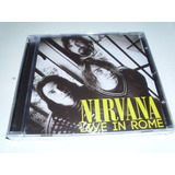 Cd Nirvana Live In Rome