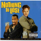 Cd Nothing To Lose Soundtrack   Usa Coolio  Queen Latifah