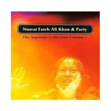 Cd Nusrat Fateh Ali Khan  & Party   The Supreme Coll   Duplo